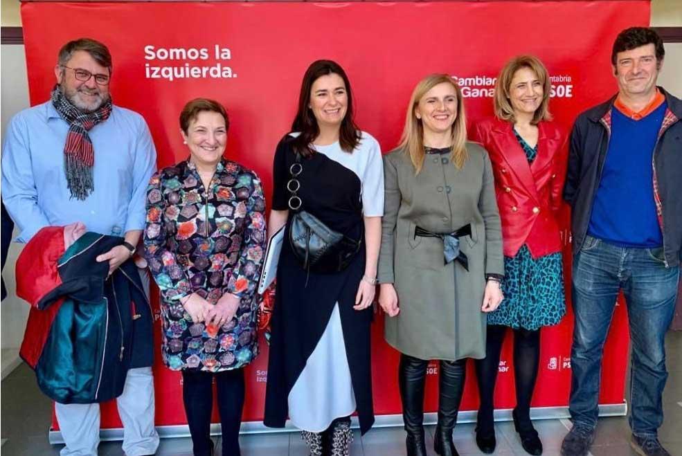 PSOEMontonjornadasanidad