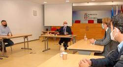 Sanidad acuerda con la FMC mantener encuentros quincenales para analizar la evolución de la epidemia