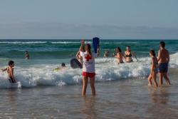Cruz Roja Cantabria realiza 6.000 atenciones en una temporada de playas marcada por la pandemia