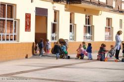 El periodo de solicitud de plaza en la Escuela Infantil Anjana está abierto hasta el 3 de mayo