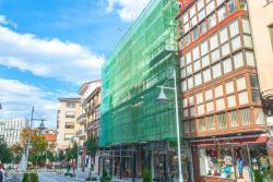 Abierto el plazo de presentación de solicitudes de subvenciones de obras en fachadas