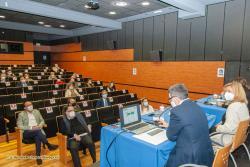 López Estrada confirma el apoyo del Ayuntamiento al sector empresarial afectado por la COVID