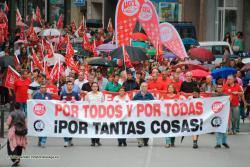 Manifestación en defensa de la industria el 6 de marzo en Torrelavega