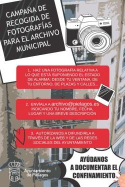 Piélagos recopila imágenes para documentar el estado de alerta en el municipio