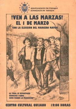 Marzas en Piélagos en el Centro Cultural Quijano