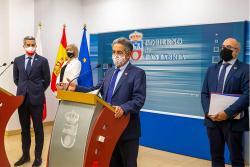 Cierre perimetral de Cantabria desde esta noche al 9 de noviembre y suspendidas las vacaciones escolares