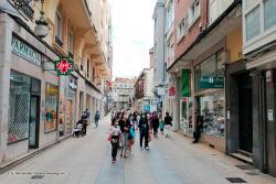 Tres calles comerciales competirán por la mejor decoración en el concurso 'Escaparate Compartido'